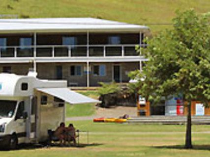Whangaruru Beach Front Camp