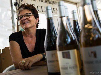 Domaine Pieretti wine tasting