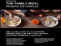 """Exposición """"The Family Meal"""""""
