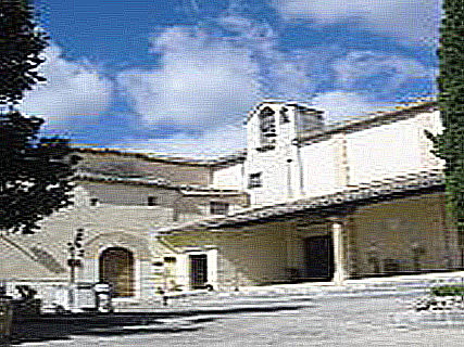 Sant Bartomeu monastery