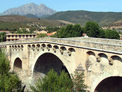Station Ponte Leccia : diversity of Corsican landscapes