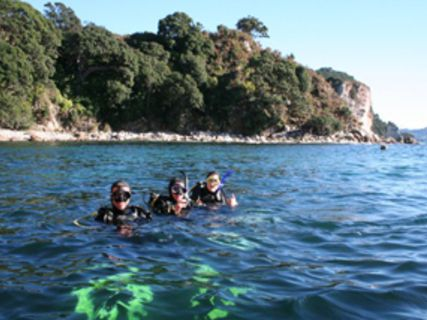 Cathedral Cove Dive & Snorkel
