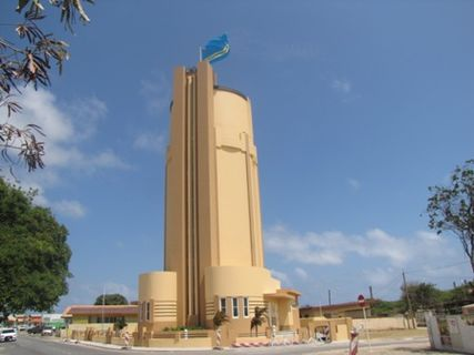 Water toren san nicolaas