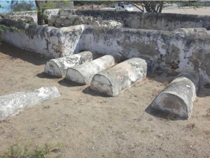 Commanders graves