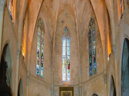 Música de órgano en la iglesia parroquial