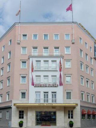 Crowne Plaza Salzburg - The Pitter