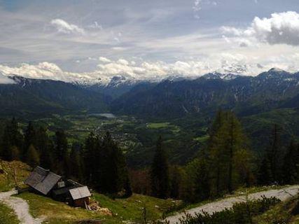 Ferienwohnung Bad Ischl Bergblick