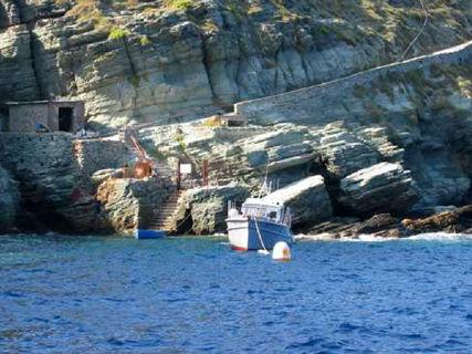 Mâtinée de pêche dans les eaux du Cap-Corse