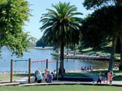 Rotoroa Lake (Hamilton Lake Park)