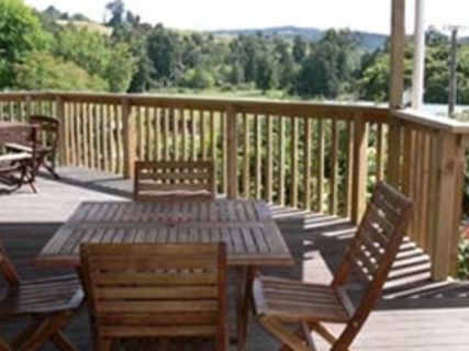Waitomo Caves Guest Lodge B&B
