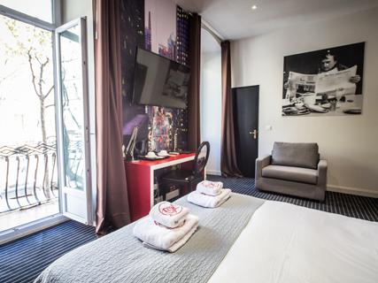 Hôtel Les Voyageurs***