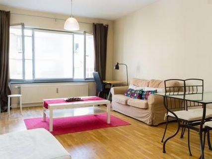 Rue Defacqz Halldis Apartments