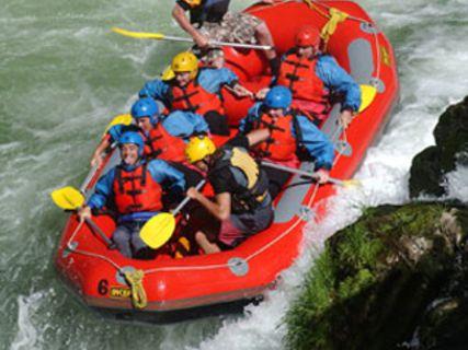 Wet'n'Wild Rafting
