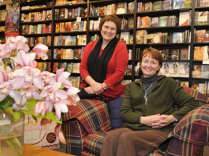 Muirs Bookshop Café