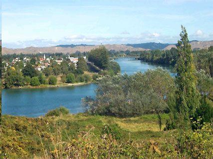 Wairoa Township River Walkway
