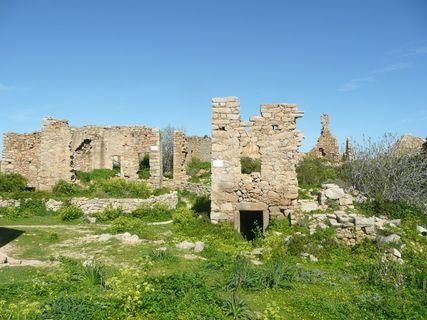 Village abandonné de Occi