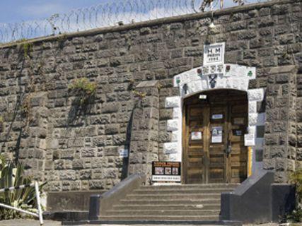 Napier Prison Tour