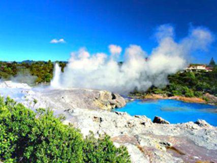 Notre circuit découverte de Rotorua