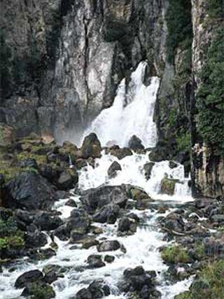 Tarawera Falls Walkway