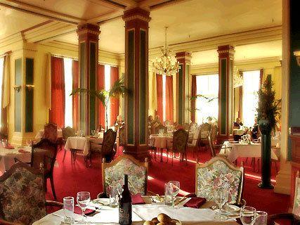 Chateau's Ruapehu Room