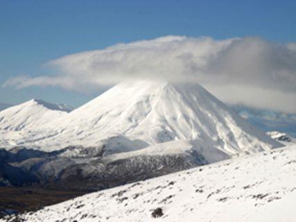 Skiez sur Mt Ruapehu