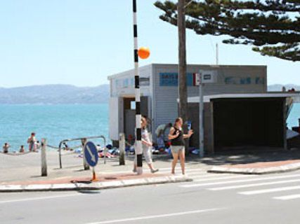 Days Bay Boatshed