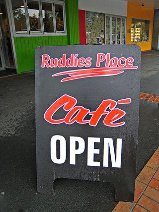 Ruddies Place Café