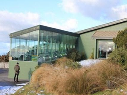North Egmont Visitor Centre