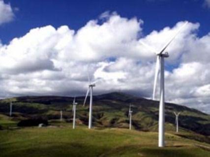 Les parcs éoliens de Te Apiti et Tararua