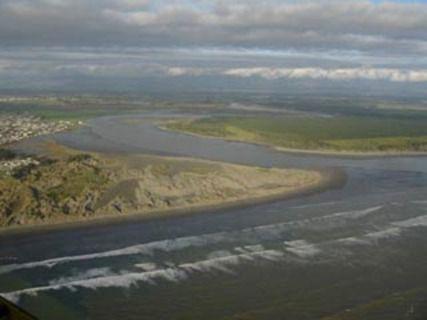 Manawatu River Estuary