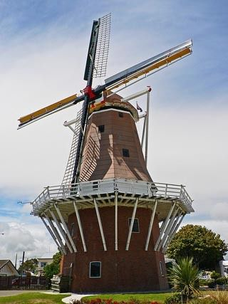 De Molen - The Windmill