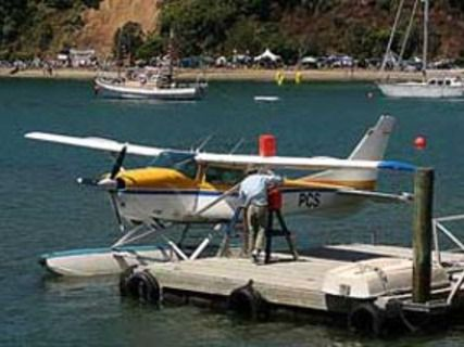 Floatplane Scenic Flights