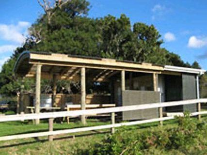 Awana Beach DOC Campsite