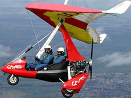 Scenic Microlight Flying