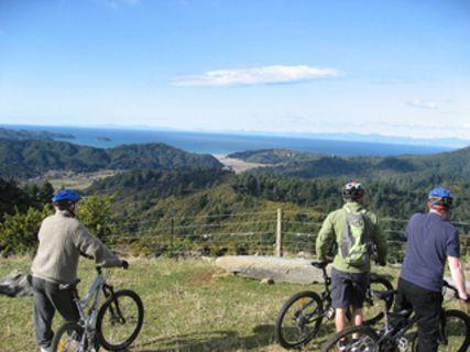 Abel Tasman Mountain Biking
