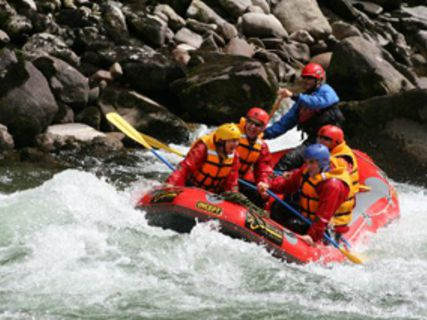 White Water Action Rafting Tours