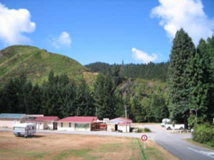 Reefton Domain Motor Camp