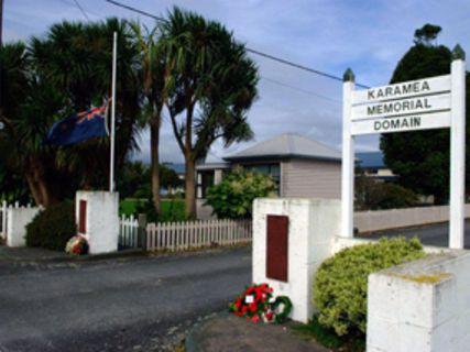 Karamea Memorial Domain