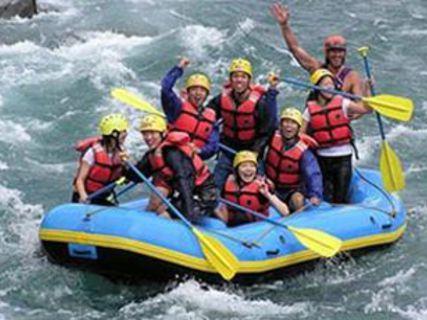 Eco-Rafting