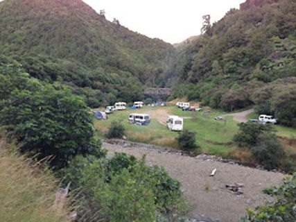 Manganuku DOC Campsite