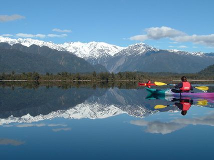 Glacier Country Tours & Kayaks