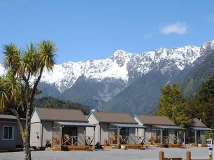 Fox Glacier TOP 10 Holiday Park & Motels