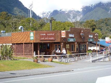 The Cook Saddle Saloon & Café