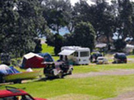 Fantail Bay DOC campsite