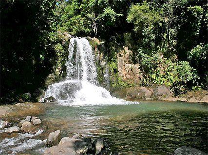 Chutes d'eau de Waiau