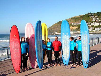Esplanade Surf School