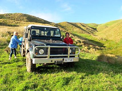 Sam's Peninsula Off Road Tours