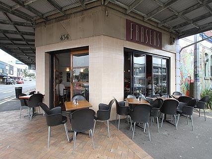 Frasers Café & Espresso Bar