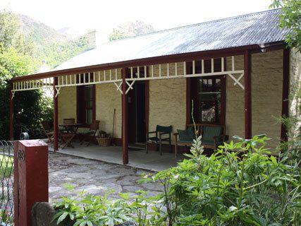 Pittaway's Cottage