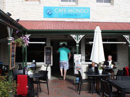 Café Mondo